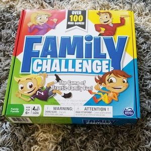 Other - Family Challenge Board Game